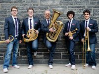 Canadian Brass: 53rd Annual Rosenberg Lecture-Performance