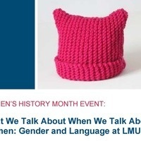 What We Talk About When We Talk About Women: Gender and Language at LMU