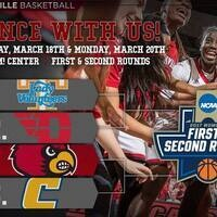 March Madness: Women's basketball vs. Chattanooga