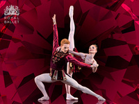 """Jewels"" - Royal Ballet - film screening @ the Gesa Power House Theatre"