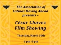 Cesar Chavez Film Showing