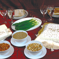 """Casden Conversations: """"The Convergence of Tradition and Global Culture in the Persian Passover Ritual"""""""