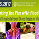 Fighting the Fire with Food: Nutrition Strategies to Prevent Chronic Disease and Inflammation