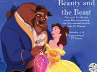 Beauty and the Beast with AC Heesun