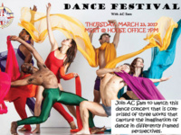 Locally Grown Dance Festival: Captured Spaces