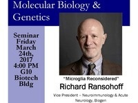 MBG Friday Seminar with Richard Ransohoff
