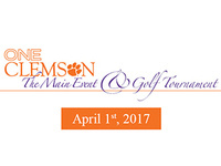 ONE Clemson Golf Tournament and Main Event