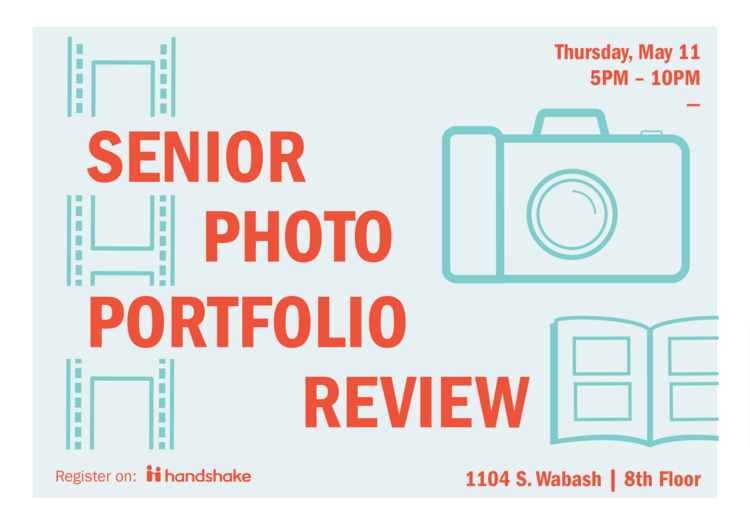 Senior Photo Portfolio Review