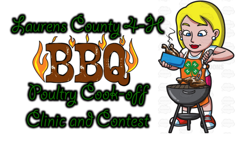 Laurens County BBQ Poultry Cook-off Clinic and Contest Registration