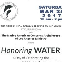 Honoring Water:  A Day of Celebrating the Essence of Life