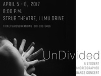 2017 Student Concert: UnDivided