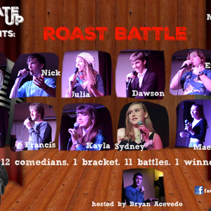 Colgate Stand Up Presents: Roast Battle