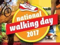 National Walking Day: Location Update!!!