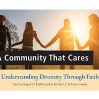 Understanding Diversity Through Faith: An Evening with Faith Leaders for the UTA Community