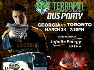 Terrapin Beer Co. Bus Party