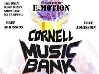 E.Motion Showcase: Music Bank at Cornell