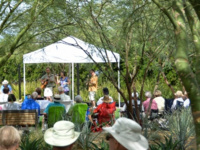 Music in the Gardens -- Barry Baughn Blues