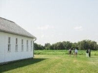 Johnson County Historic Poor Farm—New Collaborations