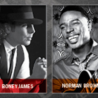 Boney James with Norman Brown