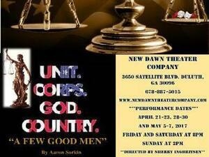 New Dawn Theater Presents: A Few Good Men