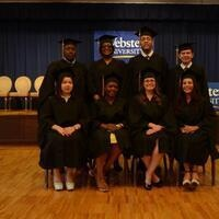 Webster University at Luke Air Force Base Commencement Ceremony