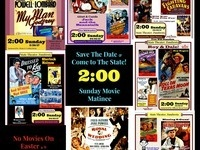 Sunday Classic Movie Matinee Series