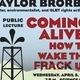Coming Alive: How to Wake the Frack Up