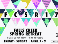 Falls Creek Spring Retreat with BCM