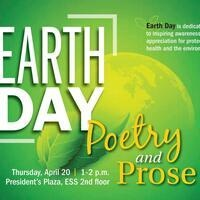 Earth Day Poetry and Prose
