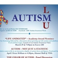 THE COLOR OF AUTISM - Panel Discussion