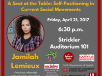 A Seat at the Table: Self-Positioning in Current Social Movements