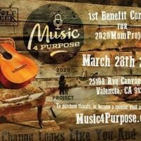 Music 4 Purpose Benefit Concert for 2020 Mom