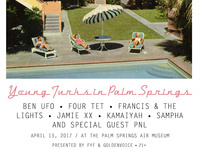 Young Turks in Palm Springs