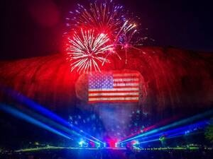 Stone Mountain Park's Fantastic Fourth Celebration