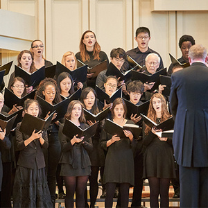 Music of the Americas, Colgate University Chorus and Chamber Singers, R. Ryan Endris, Conductor