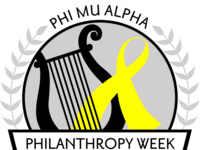 Phi Mu Alpha Philanthropy Dinner