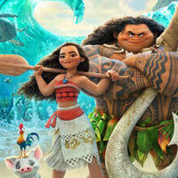 Free Family Flick: Moana