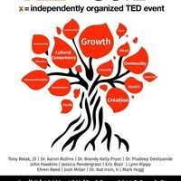 TEDx at UofL 2017 - GROWTH - Cultural Competency, Community and Creation
