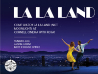 La La Land at Cornell Cinema