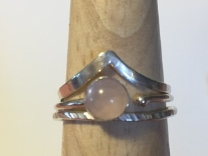 Learn and make silver rings with Elaan Greenfield Designs