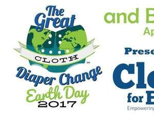 The Great Cloth Diaper Change by Cloth for Everybum