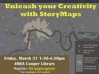 Unleash your Creativity with Story Maps