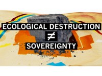 Earth Week: Ecology and Sovereignty: Native and Indigenous Perspectives Transcending Boundaries