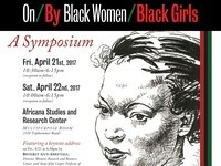 On/By Black Women/Black Girls: A Symposium