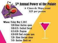 5th Annual Power of the Palate