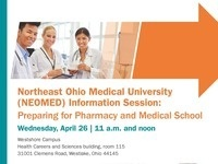 Northeast Ohio Medical University (NEOMED) Information Session
