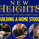 New Heights: Building a Home Studio