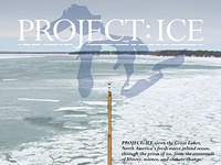 """Project: Ice"" Film Screening: ECU Geological Sciences 50th Anniversary Event"