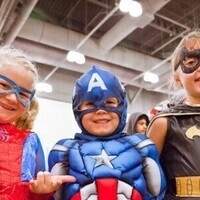 Fan Expo Dallas Kids Costume Contest