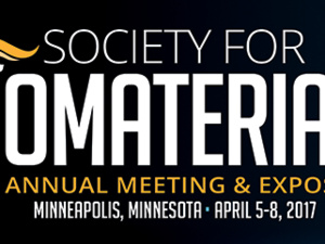 Society For Biomaterials Annual Meeting: Practical Design of Materials: Communicating Across the Gap between Academia, Industry and Clinic